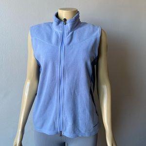 Patagonia Blue Vest women's size M